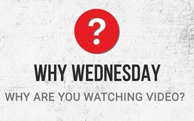 Why are you watching video?
